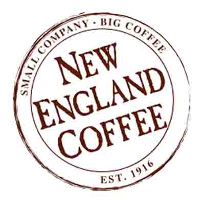 new england coffee company logo