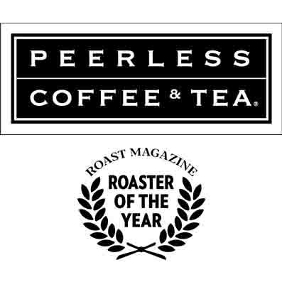 peerless coffee and tea logo